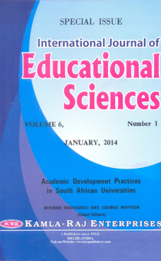 ACADEMIC DEVELOPMENT PRACTICES IN SOUTH AFRICAN UNIVERSITIES