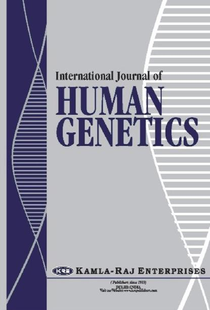 The Journal of Human Genetics