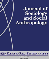 Special Volume - Sociology and Social Anthropology