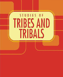 Special Volume -  Tribes and Tribals